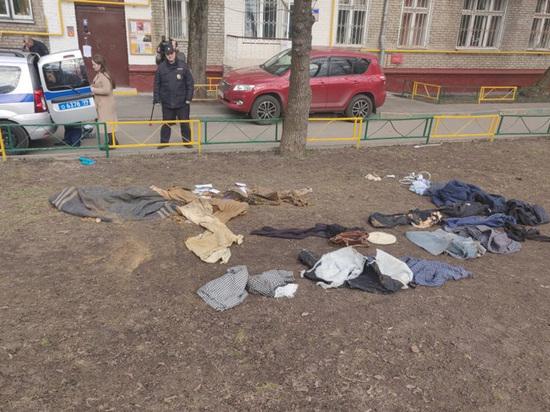 Останки, которые нашли у предполагаемых черных риелторов, принадлежат милиционеру-убийце