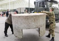 Росгвардия доставила в Музей Победы реликвии времен войны