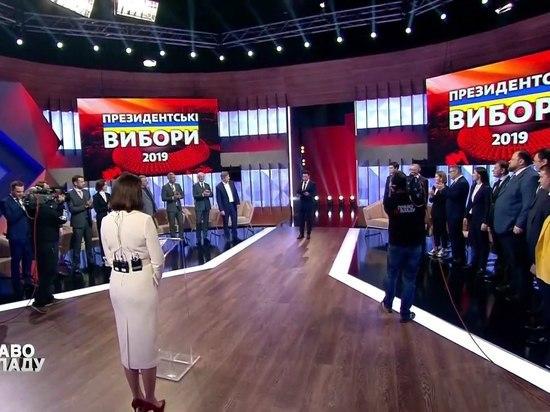 Зеленский представил свою команду в телеэфире