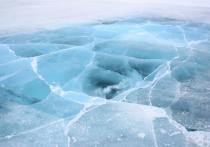 В Хабаровском крае скончался ребенок, провалившись под лед