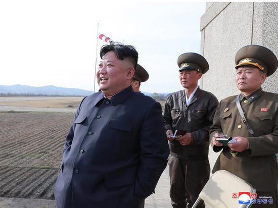 В Пентагоне прокомментировали испытание нового оружия КНДР