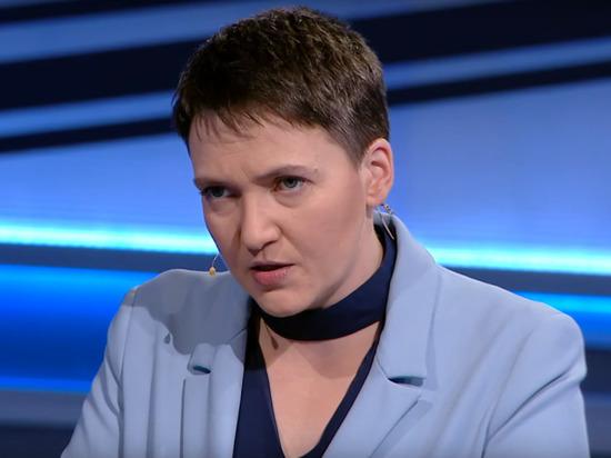 Надежда Савченко: во втором туре я выберу «зеленую кнопку»