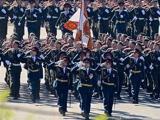 Стало известно расписание репетиций парада Победы в Хабаровске