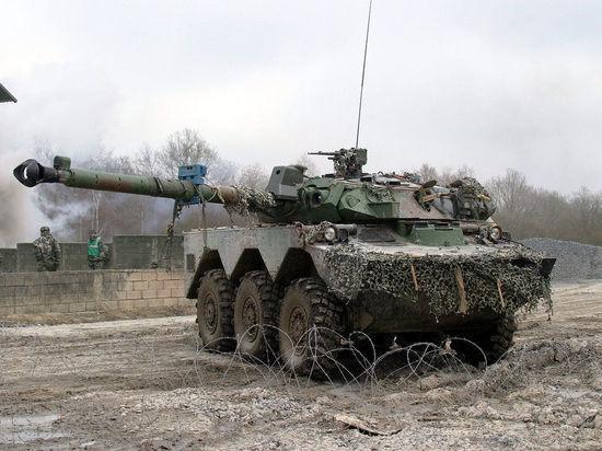 Франция направит к русской границе солдат итанки