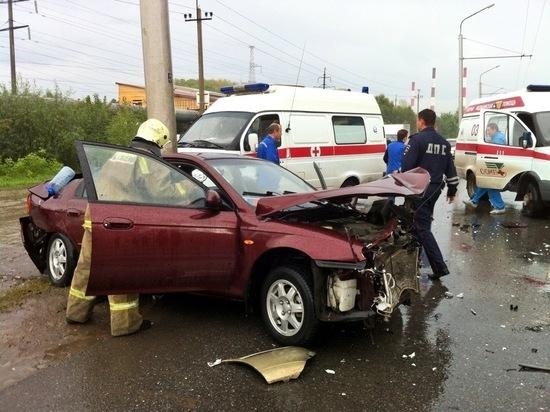 Башкирия находится на четвертом месте в России по числу погибших в авариях