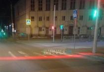 Инновационный светофор установили на месте смертельного ДТП, которое устроил Руденко