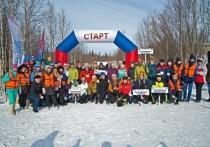 На чемпионате мира спортивному туризму в Салехарде победили россияне