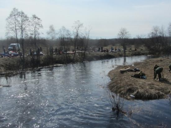 Почти четыре сотни байдарочников приняли участие в «Белой воде»