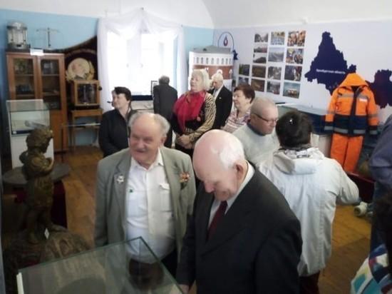 Ветераны «Росводоканал Оренбург» прикоснулись к «водной» истории