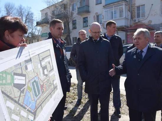 За «Современником» в Ульяновске появится новый ФОК с искусственным льдом