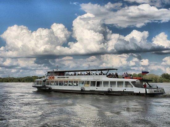 Вслед за наземным в Барнауле подорожает проезд и на речном транспорте