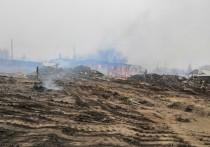 Забайкальское село Унду готовят к эвакуации из-за пожара