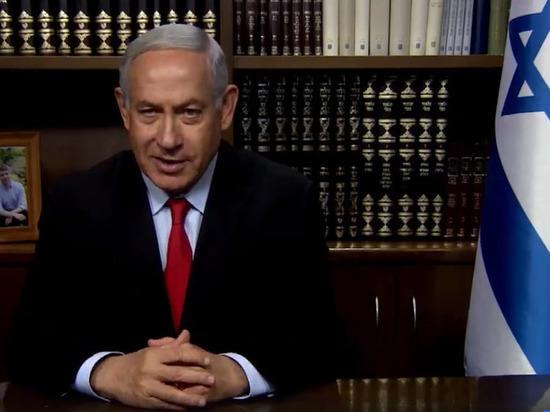 Поздравление премьер-министра Биньямина Нетаниягу с праздником Песах