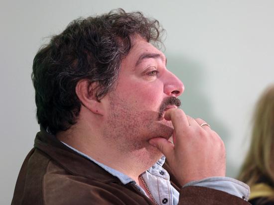 ТАСС: у Дмитрия Быкова диагностировали инфаркт головного мозга