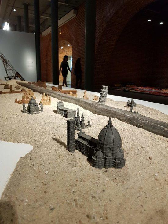 """Две новые выставки открылись в нижегородском Арсенале """"6+"""""""