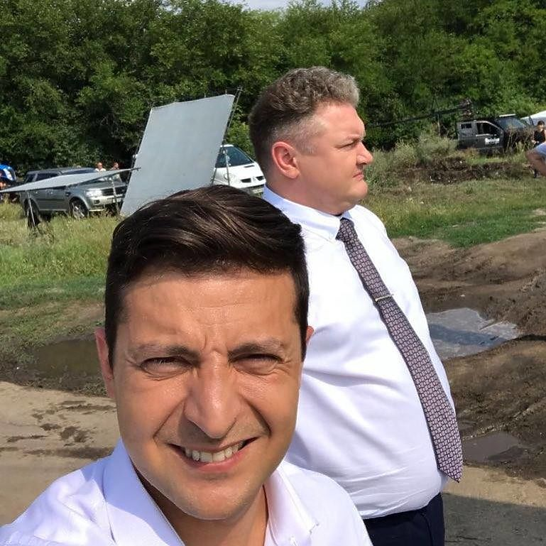 Зеленский победил на выборах президента Украины: хулиганские образы шоумена