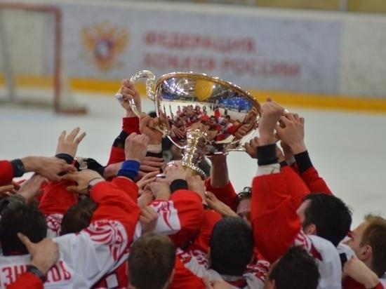 Хоккейной «Мордовии» не достался Кубок Федерации