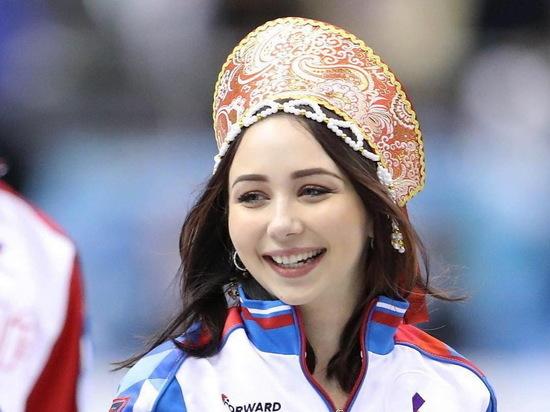 Питерская фигуристка завершила сезон на тройноакселевской ноте