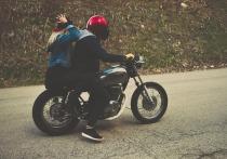 В Кардымово Смоленской области подростки разбились на мотоцикле