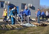Ярославские энергетики организовали субботник