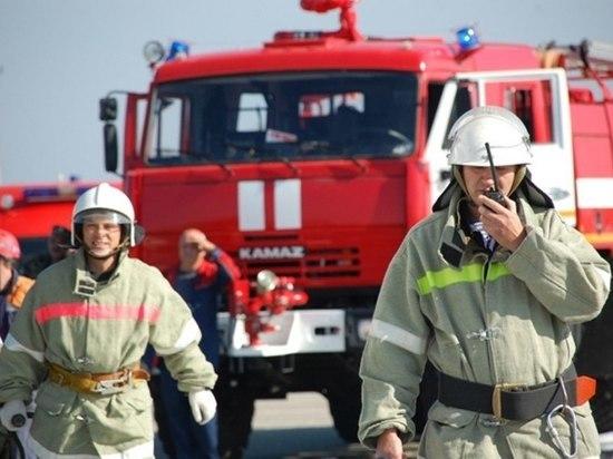 Режим ЧС введен в Забайкалье из-за пожаров