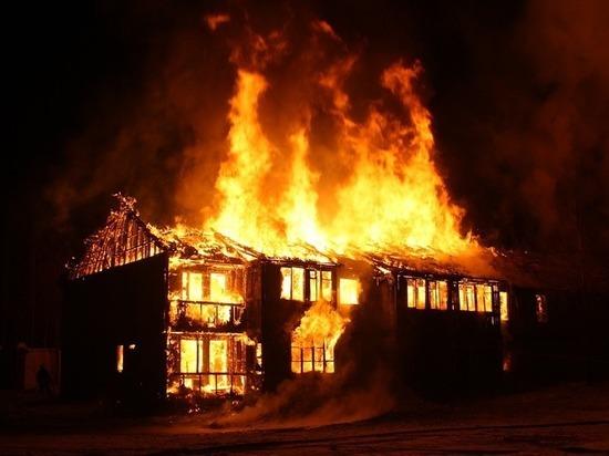 Сбор помощи для пострадавших от пожаров объявлен в Забайкалье