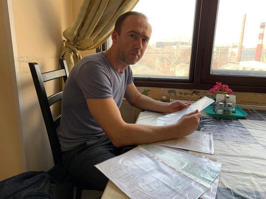 Москвич, лишившийся машины, просит защиты от правозащитника Пятницкого