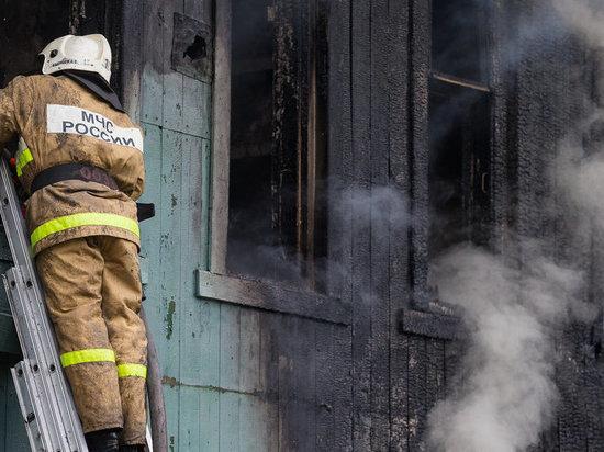 Пожары в населенных пунктах Забайкалья локализованы
