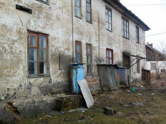 В Калининграде бомж обворовал аварийный дом
