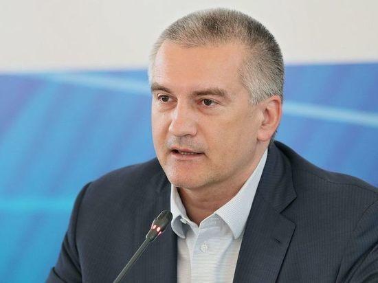 Глава Крыма Аксенов предложил себя в Европарламент