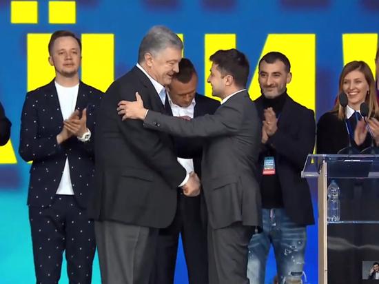 Лучшие цитаты дебатов Порошенко и Зеленского: «проститутка» и «мешок»