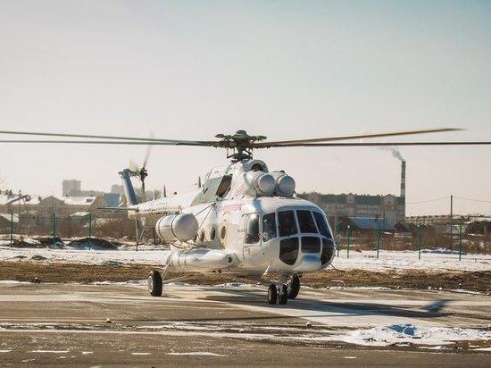Семерых забайкальцев вертолётами доставят в ожоговый центр Читы