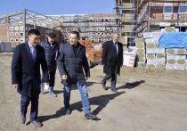 Школу в микрорайоне Лесной в Иркутске достроят в 2019 году