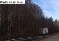 На трассе в Омутнинском районе водитель умер за рулём