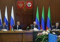 Патрушев и Матовников говорили о безопасности в СКФО