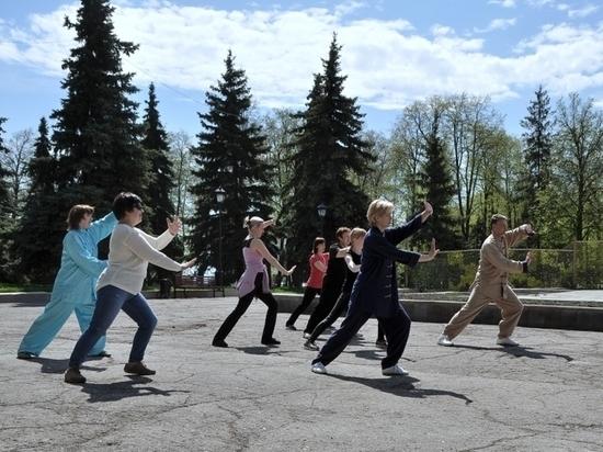 Для ульяновцев 27 апреля проведут мастер-класс по Цигун