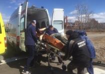 Пострадавших в пожарах забайкальцев доставили в Читу