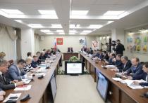 Председатель правительства Ульяновской области отчитался об итогах 2018 года