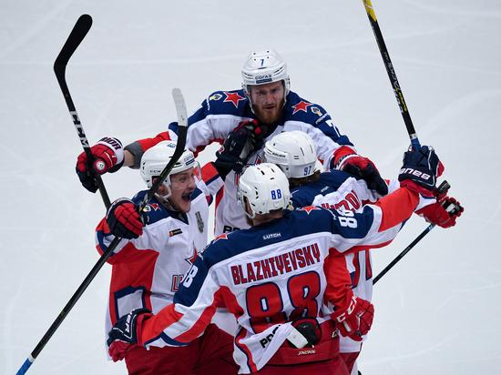 Кузбасские хоккеисты завоевали Кубок Гагарина