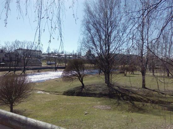 В Пскове в воскресенье будет до +14 градусов