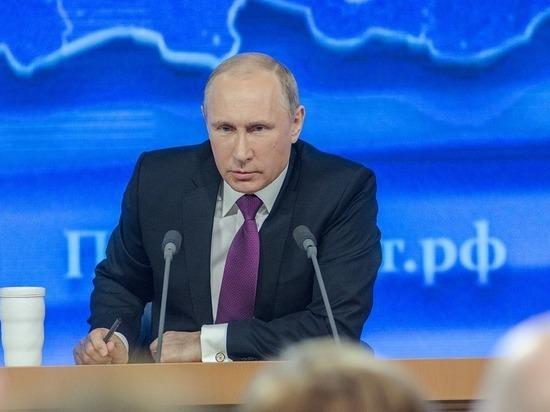 Владимир Путин прокомментировал перспективы столицы Ингушетии
