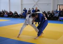 На Ставрополье в спорткомплексе «Гармонии» проходит турнир по дзюдо