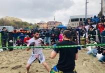 В Железноводске открылся летний сезон боев без правил
