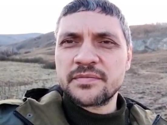 Осипов в селфи видео рассказал, чем занимался в сгоревших селах