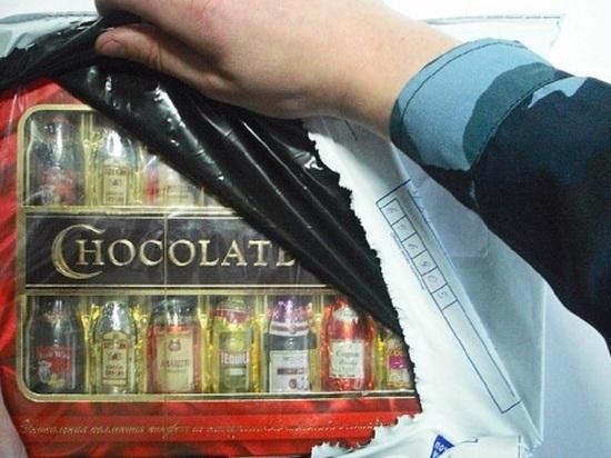 «Заряженные» алкоголем конфеты попытались передать в алтайскую колонию