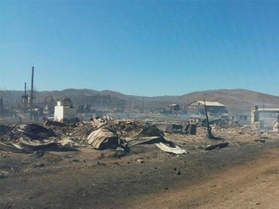 Электроснабжение после пожаров восстановили в Балее и 8 селах Забайкалья