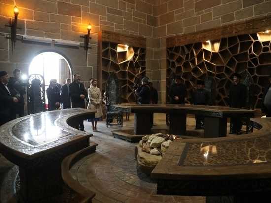 Новый музей в Магасе внесли к нигу рекордов