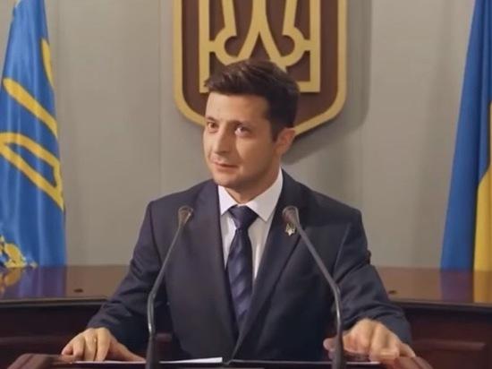 Зеленский проголосовал на выборах президента Украины под Eminem