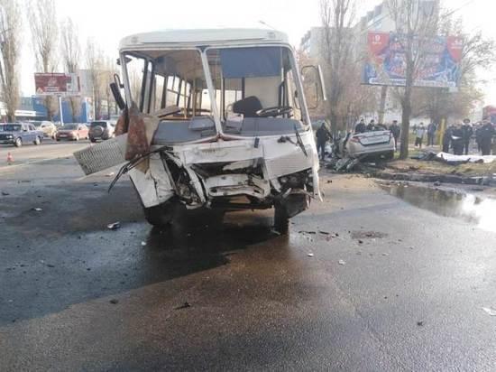 ДТП в Воронежской области за сутки унесли жизни пяти человек