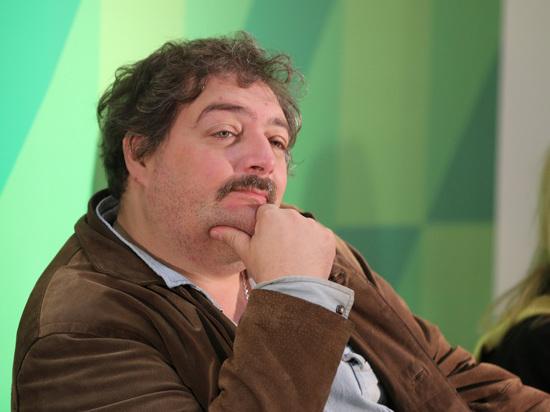 Писатель Дмитрий Быков вышел из комы